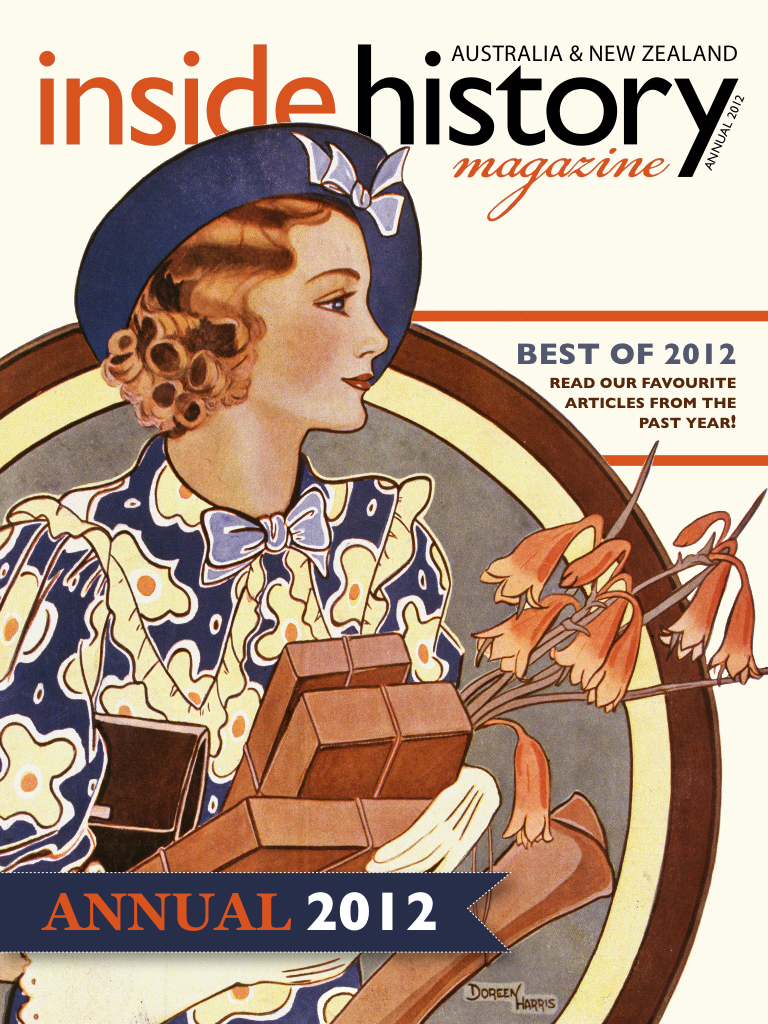 Cover Annual 2012