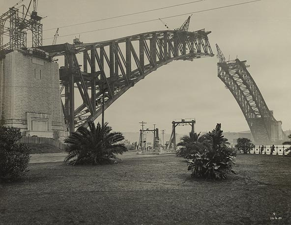 Sydney Harbour Bridge Construction_SRNSW_QA