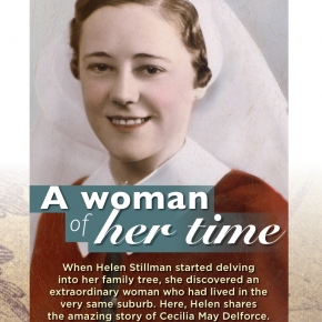A woman of her time