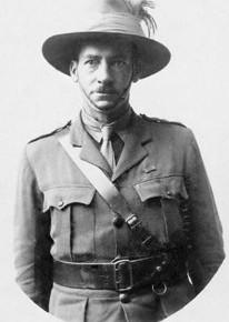 Lt Colonel Murray Bourchier
