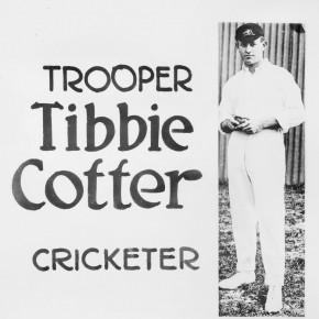 Trooper Tibbie Cotter