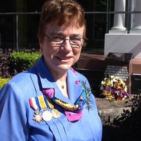 Lynda Ward at Coogee RSL