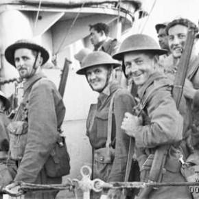 Anzacs in Alexandria, 1941