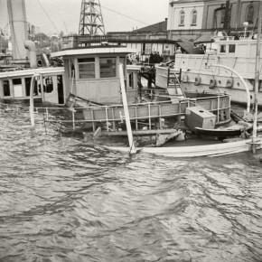 HMAS Kuttabul after attack