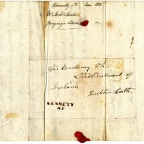 Petition of schoolmaster