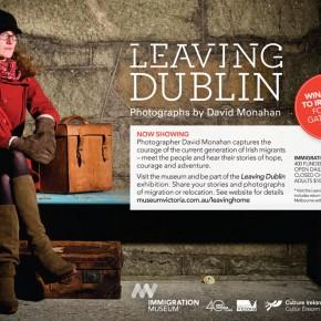 Leaving Dublin Exhibition