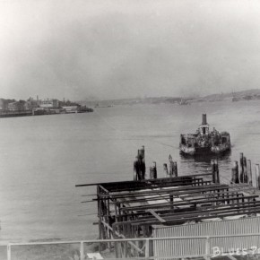 McMahons Point vehicle ferry
