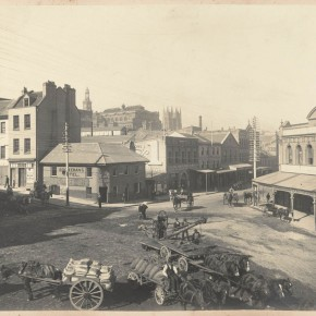 Cnr of Market and Kent Streets
