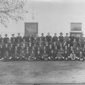 First Barwell Boys c.1913