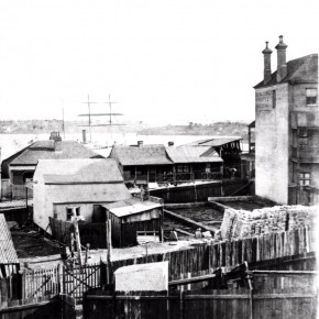 Milsons Point, 1880s