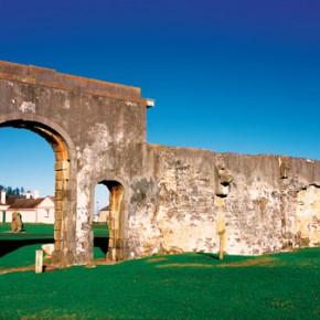 Prisoner's Barracks, 1835