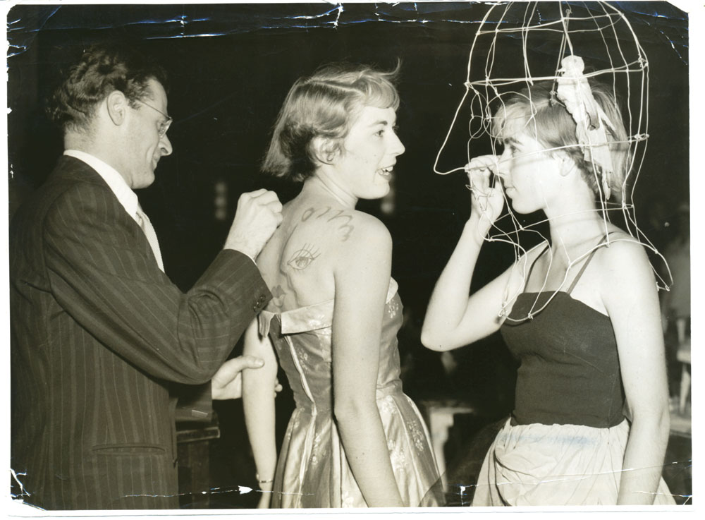 1949 ball at the Trocadero