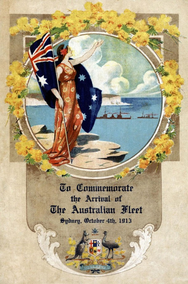 To-Commemmorate-the-Arrival-of-The-Australian-Fleet