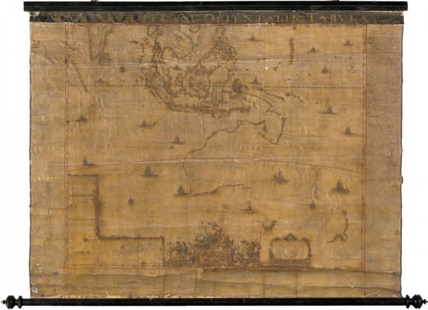Archipelagus Orientalis, sive Asiaticus (The Eastern or Asian Archipelago) 1663. Click on image for more information on the exhibition