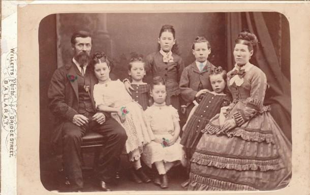 Family portrait? Image courtesy of Karen Hickman