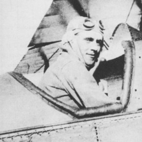 Fred Custance was well prepared for his aviation service in World War I.