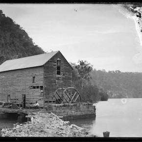 Singletons Mill by William Hall c. 1900