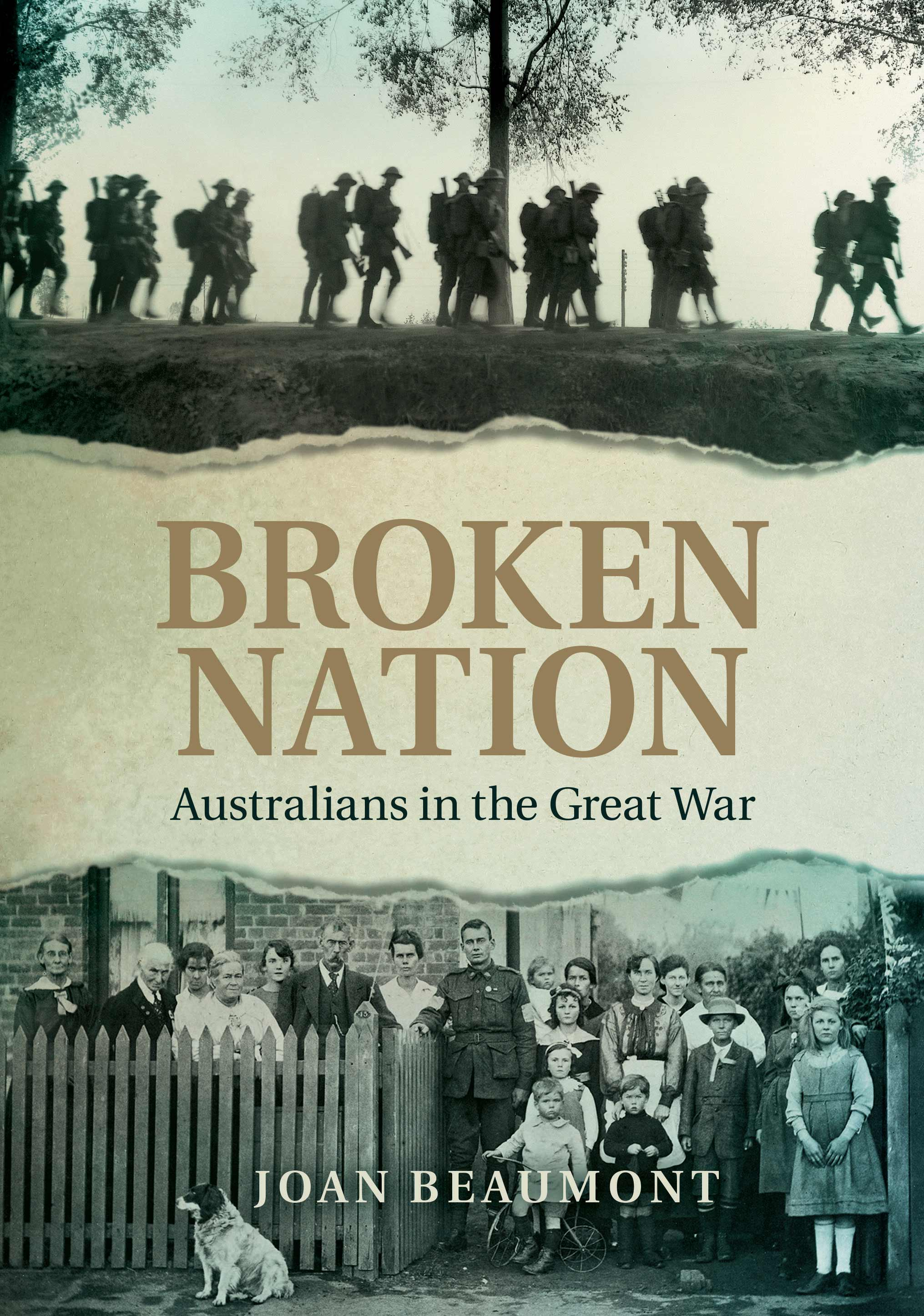 Broken Nation by Joan Beaumont