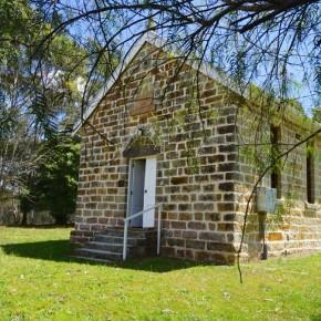 The local Wesleyan Chapel