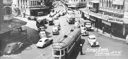 Click to listen to Sydney's oral histories. Courtesy of City of Sydney Archives SRC76