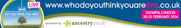 Click on image for more information on WDYTYA Live