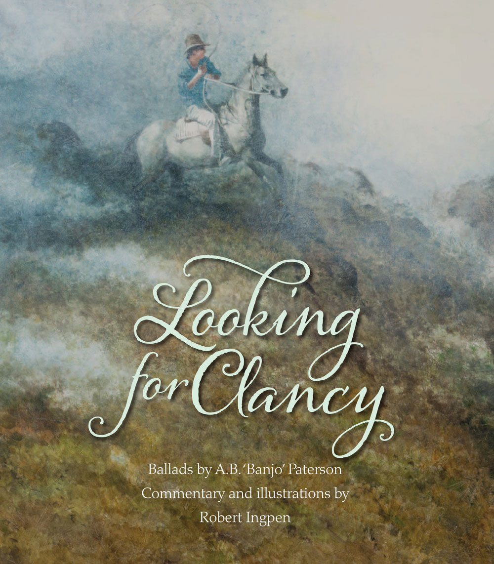 Looking for Clancy by Robert Ingpen