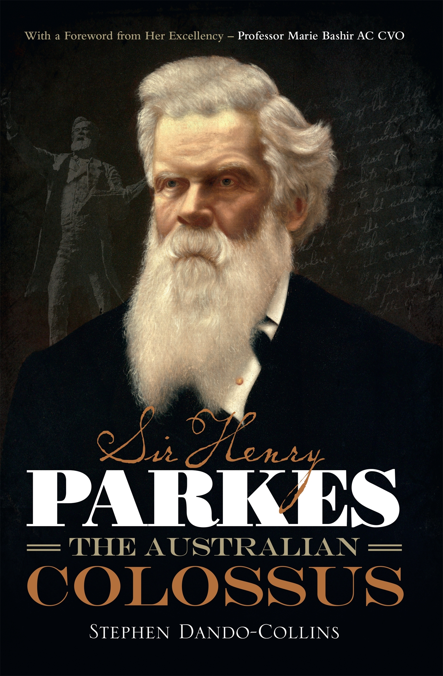 Sir Henry Parkes by Stephen Dando-Collins Click on the image for a free extract of the book.