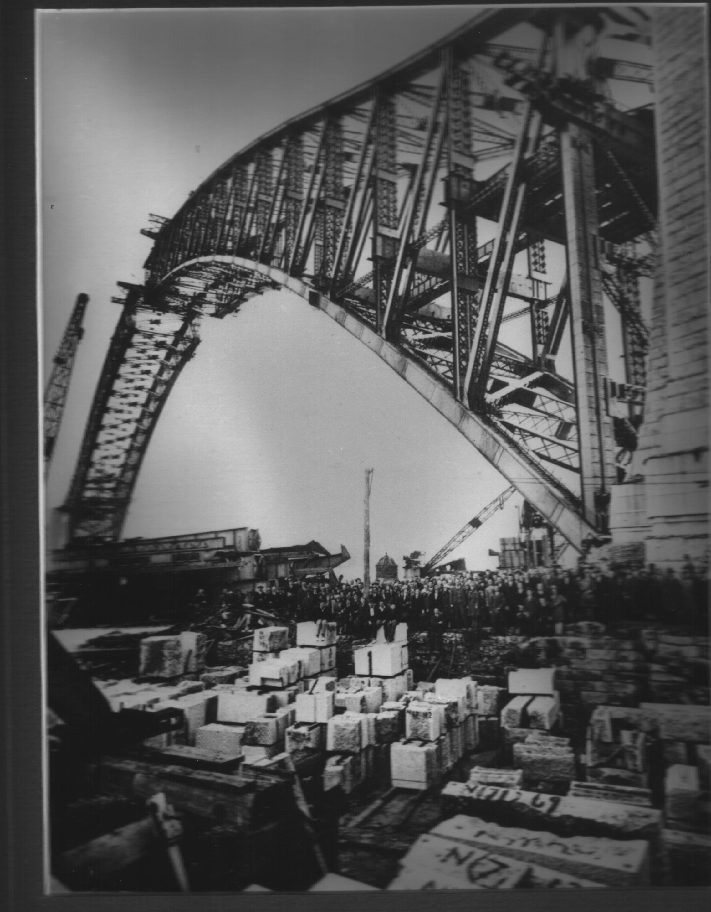 Inside History Magazine To Make A Bridge Where Did The