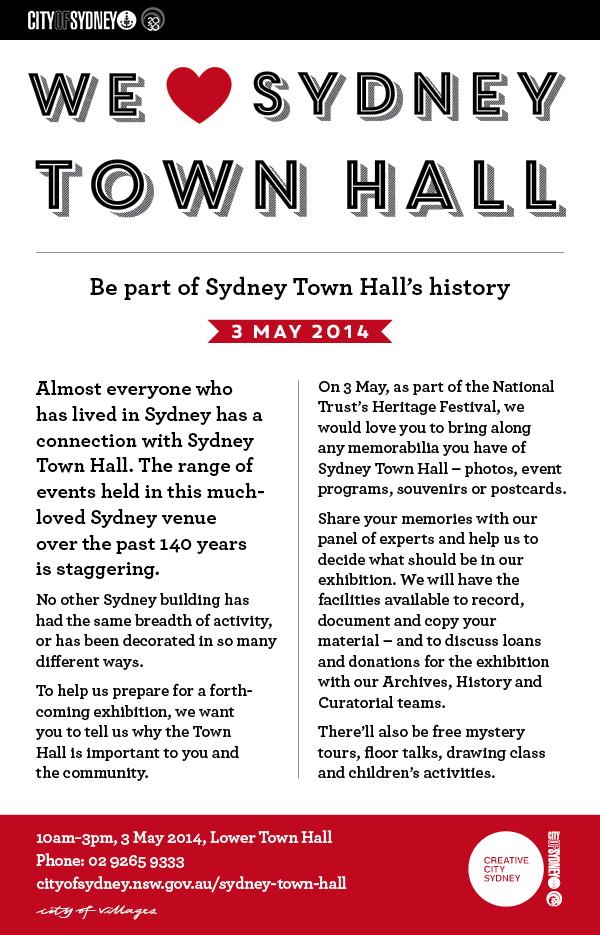 7888_Heritage Festival 2014 - We love Sydney Town Hall - digital flyer_DE1