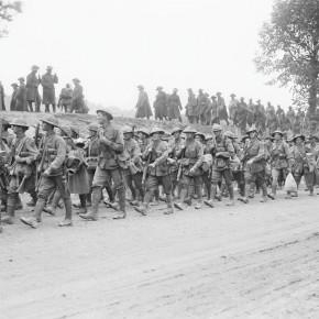 Men of the 2nd Australian Division