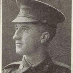 Second Lieutenant Alec Raws