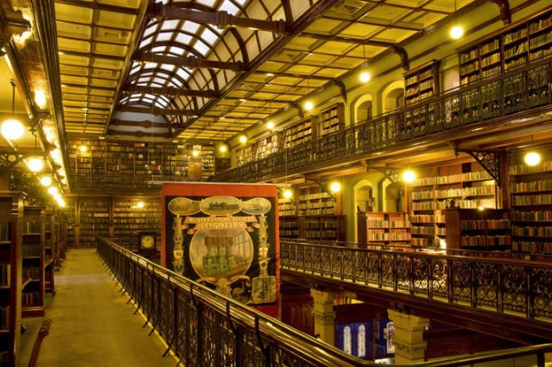 Mortlock Library. Courtesy State Library of South Australia.