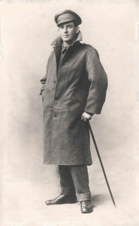 Portrait of William Henry Cameron. Courtesy Andrew Cameron.