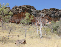 Carpenter's Gap dig site. Image courtesy Australian Archaeology.