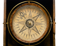 Mariner's compass, Jonathan Eade, c.1750. Courtesy National Maritime Museum, London.