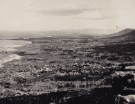Sublime Point Lookout Wollongong c.1925. Courtesy RAHS Photograph Collection.