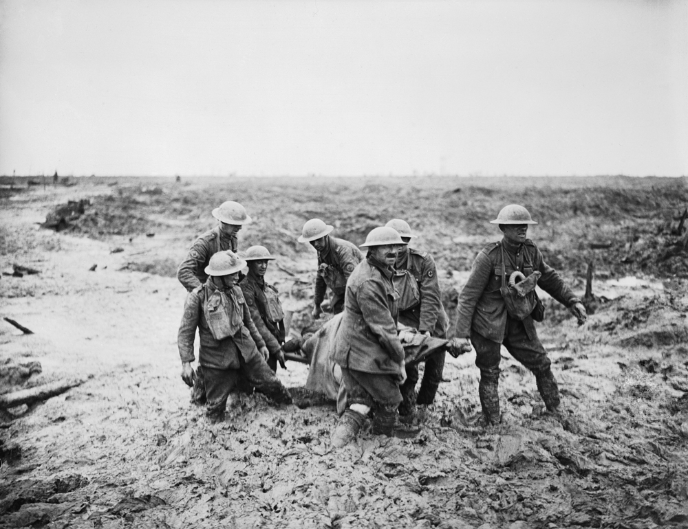 Passchendaele Requiem For Doomed Youth An Extract Traces Magazine