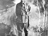 Private William Jackson, VC. Courtesy AWM,