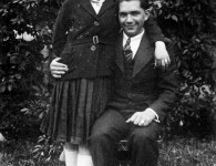 Olena and Jan Jakymiw, date unknown.