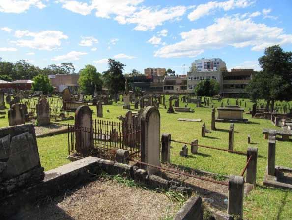 st-johns-cemetery-parramatta-first-fleeters