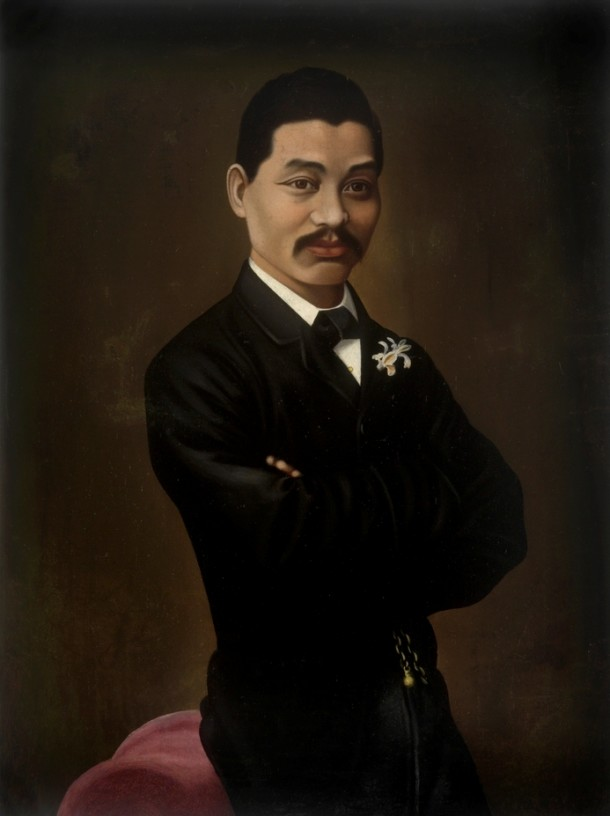 Chinese Australian history Quong_Tart_portrait
