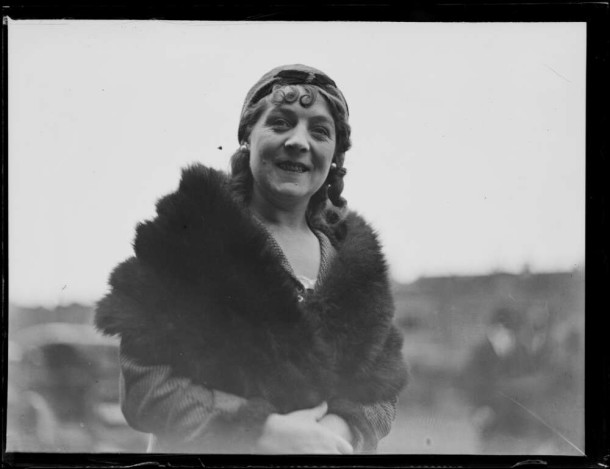 Tilly Devine, c1935. Courtesy Courtesy NLA PIC/15611/5242 LOC Cold store PIC/15611.