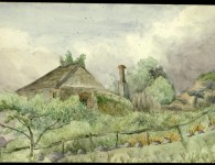 House-History-painting-by-Alexander-Sutherland-SLV