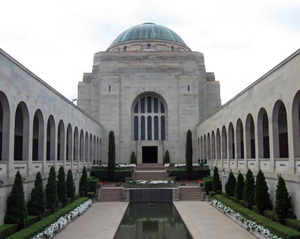 Australia War Memorial. Courtesy John Torres.